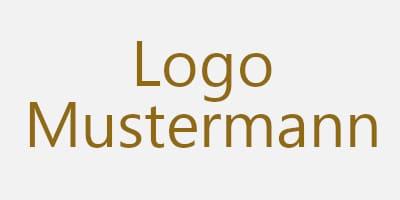 Logo Mustermann
